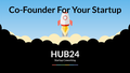 Meetup: Co-Founder for your Startup