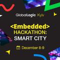 GlobalLogic Kyiv Embedded Hackathon: Smart City
