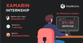 Безкоштовна Xamarin інтернатура з можливістю стати частиною HeadWorks team