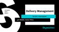 Delivery management: зустріч з менторами