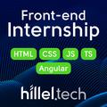 Front-end Internship в Hillel IT School
