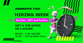Parimatch Tech Hiring Week: DevOps, .Net, Python