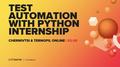 Безкоштовне стажування з Test Automation with Python від SoftServe