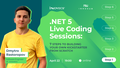 .NET 5 Live Coding Sessions: 6 Steps to Building Kickstarter from Scratch