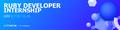 Internship: Ruby Developer