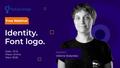 Вебінар «Identity. Font logo»