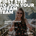 Безкоштовний курс за напрямком Quality Control від SoftServe IT Academy