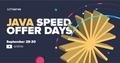 Java Speed Offer Days