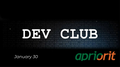 Apriorit Dev Club #50