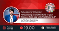 "Kharkiv Speakers' Corner: ""Organizing an architecture of your Ruby on Rails app with Trailblazer 2.0"""