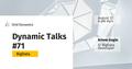 Dynamic Talks I BigData meetup