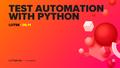 Test Automation Engineer with Python | Стажування від SoftServe IT Academy