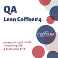QA Lean Coffee #4