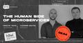 "Митап ""The Human Side of Microservices"""