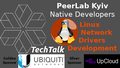 PeerLab Kyiv #NativeDev: Linux Network Driver Development