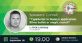 Kharkiv Speakers' Corner: TypeScript in Node.js application