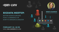 """EPAM Lviv BigData MeetUP: """"Better search engine for e-commerce or how to enhance Amazon"""""""