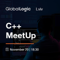 GlobalLogic Lviv C++ MeetUp