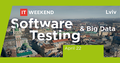 IT Weekend Lviv: Software Testing & Big Data