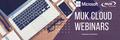 MUK Cloud   Cерія практичних вебінарів Microsoft
