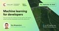 Lviv Speakers' Corner: Machine learning for developers