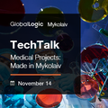 "TechTalk ""Medical Projects: Made in Mykolaiv"""