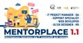Набір менторів/-ок на програму Mentorplace 1.1 IT для молоді, яка прагне розвитку в сфері ІТ