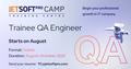 Trainee Camp QA Engineer /JetSoftPro