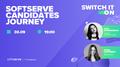 SWITCH IT ON -  Candidates Journey у SoftServe