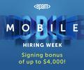 EPAM Mobile Hiring Week