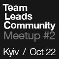 Team Leads Community | Meetup #2