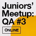 Astound Talks | Juniors' Webinar #3: 11 steps to first job in QA
