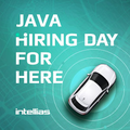 Intellias Java Hiring Day for HERE