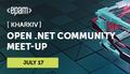 Kharkiv Open .NET Community Meet-up