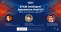 EPAM Intelligent Automation MeetUP:  What are software robots?