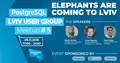 PostgreSQL Lviv User Group Meetup №5