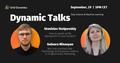 Dynamic Talks I Data Science meetup