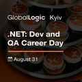 Globallogic Kyiv .NET: Dev and QA Career Day