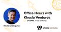 Office Hours || Nikita Shamgunov, Partner at Khosla Ventures