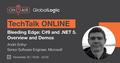 "TechTalk ""Bleeding Edge: C#9 and .NET 5. Overview and Demos"""