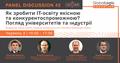 Online Panel Discussion #2: Як зробити IT-освіту якісною та конкурентоспроможною? Погляд університетів та індустрії