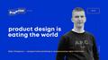 Лекція Юрія Опаренка «Product Design is Eating the World»