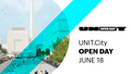 UNIT.City Open Day | June