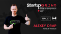 Startup Grind Lviv #7 - Alexey Orap (YouScan)