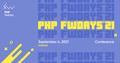 Конференція PHP fwdays'21