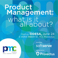 Product Management Community MeetUp in Odesa – Product Management: what is it all about?