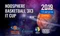 Noosphere Basketball 3х3 IT Cup 2019