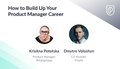 "Мітап ""How to Build Up Your Product Management Career"""