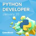 Курс Python Developer в CyberBionic Systematics