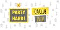 QA Club Lviv: Party Hard #2